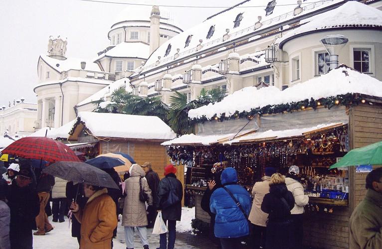 Visitare i mercatini di natale di merano bolzano e trento for Soggiornare a trento