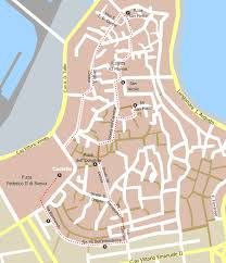mappa bari
